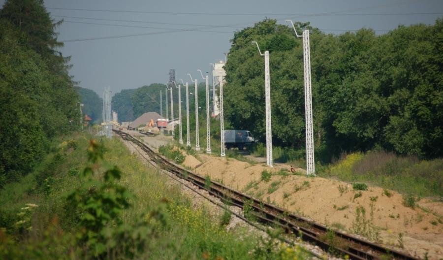 Pociągi regionalne między Lublinem a Dęblinem w drugiej połowie października