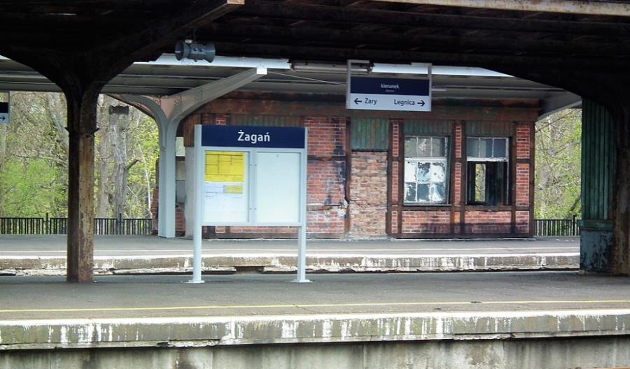 MI i PKP Intercity uruchomią pociąg Warszawa – Żagań