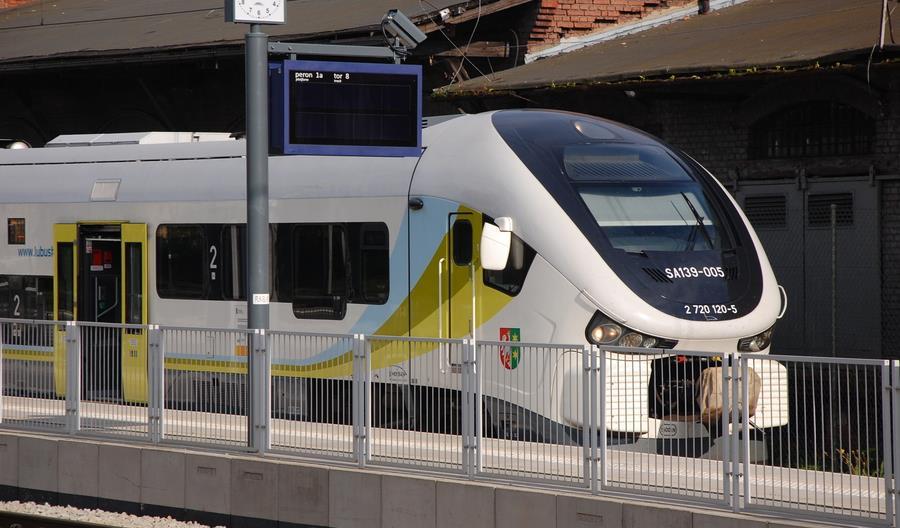 Polregio: Do Forst znowu dojedziemy pociągiem