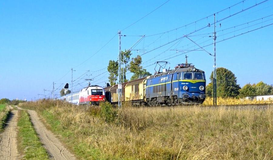 Dobre wyniki kolei pasażerskiej w lipcu. Towary znów pod kreską
