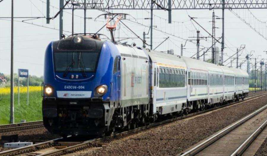 Dwie lokomotywy Griffin w PKP Intercity do końca roku. Łącznie będzie ich 30