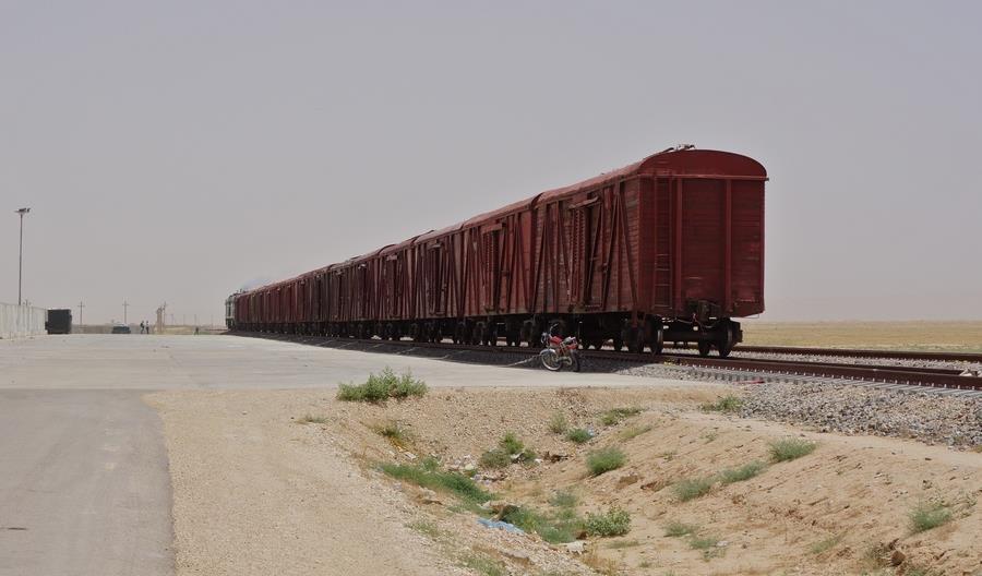 Ruszyły połączenia cargo z Afganistanu do Chin