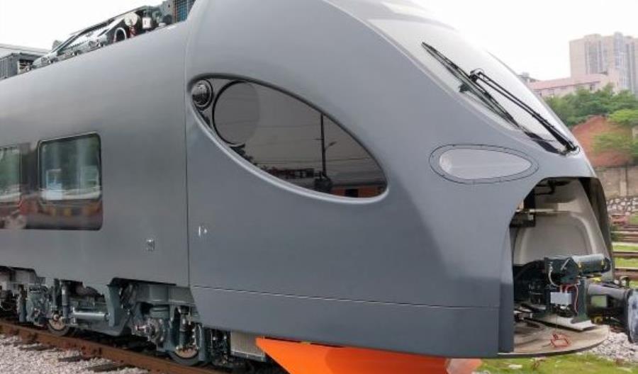 Nowy pociąg Leo Express przybywa do Europy