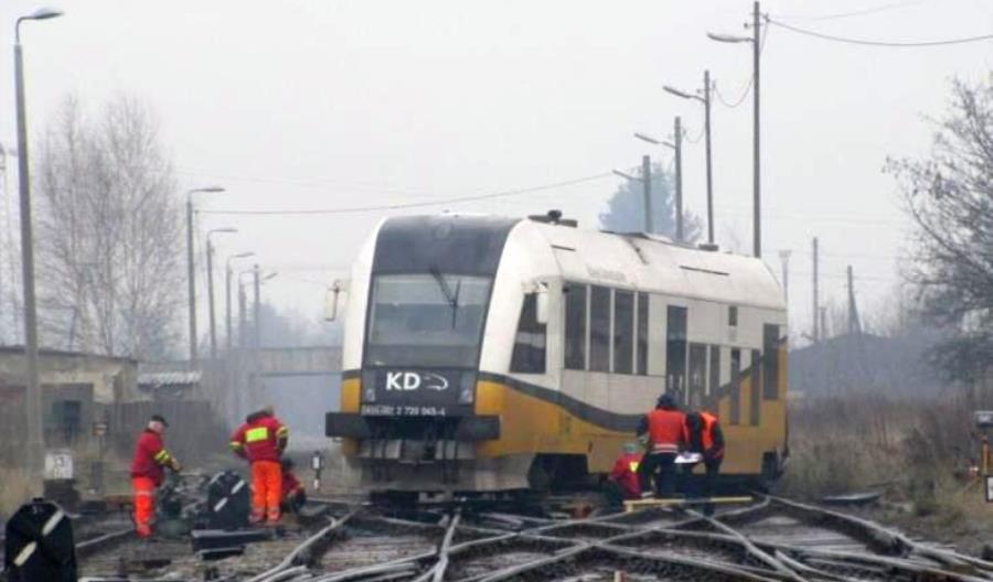 Będą prace na stacjach Ścinawka Średnia i Kłodzko Główne. Za 139 mln złotych
