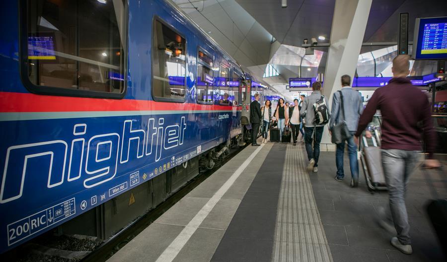 Koleje Austriackie potwierdzają: uruchomimy pociąg z Grazu do Przemyśla