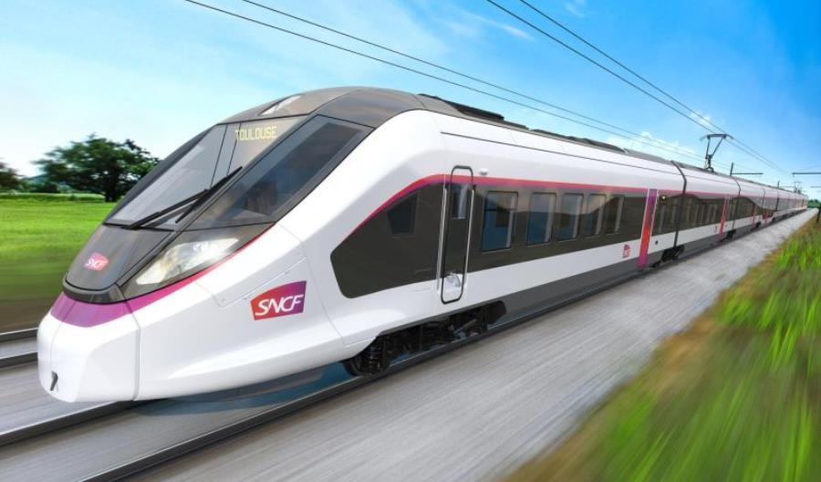 CAF na prostej drodze by dostarczyć nowe pociągi Francji