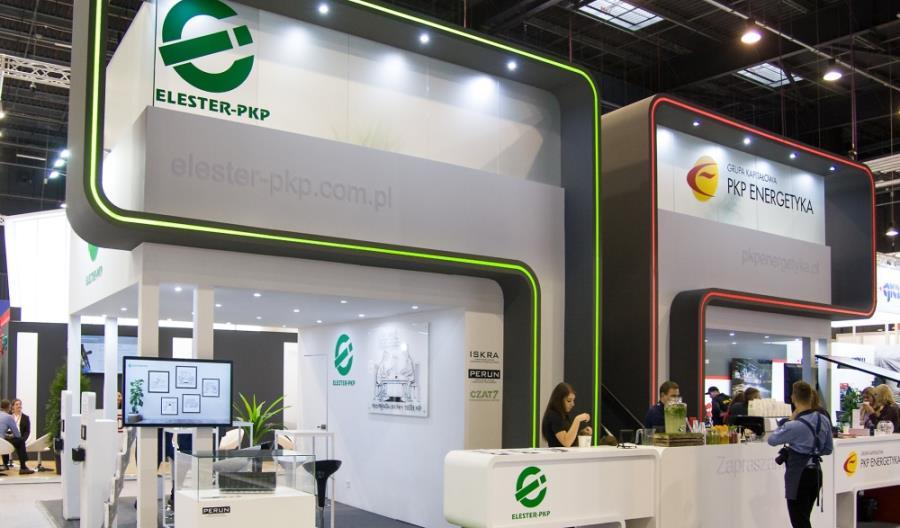 ELESTER-PKP i PKP Energetyka rozbijają bank nagród na targach TRAKO