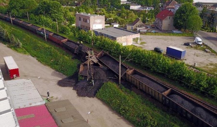 Czy bezpieczeństwo rośnie? Mniej wypadków na kolei ogółem, ale więcej poważnych