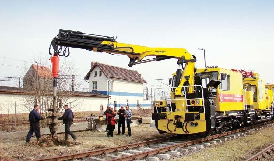 Graco: Coraz większe zamówienia na żurawie kolejowe