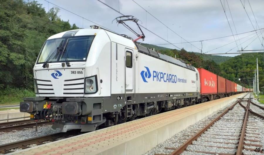 Rusza rebranding AWT. Spółka zmienia nazwę na PKP Cargo International