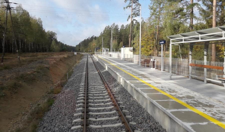 Linia Szczytno – Pisz: Trwają odbiory. Pociągi wrócą 20 października