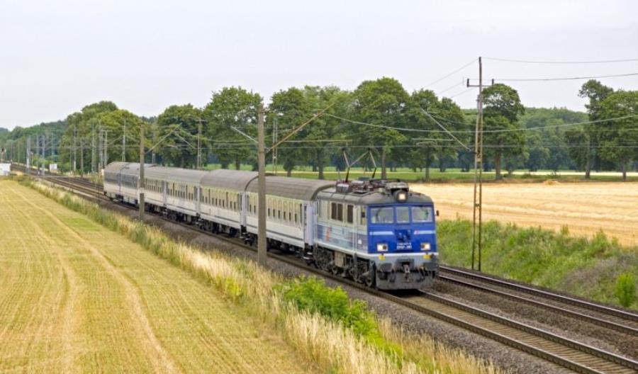 Trakcja z umową na odcinek E59 Choszczno - Stargard