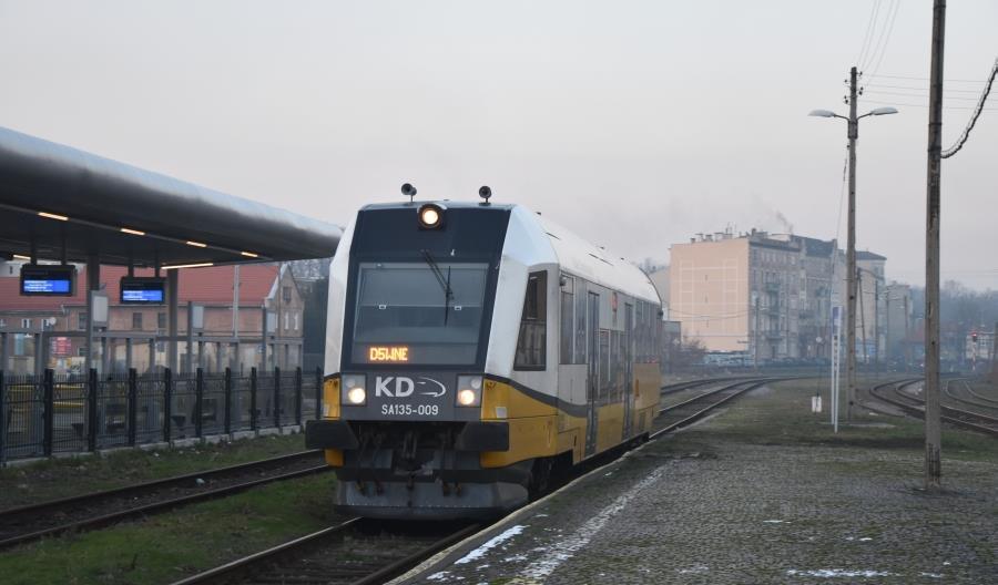 Koleje Dolnośląskie przetestują przystanki na żądanie. Od grudnia