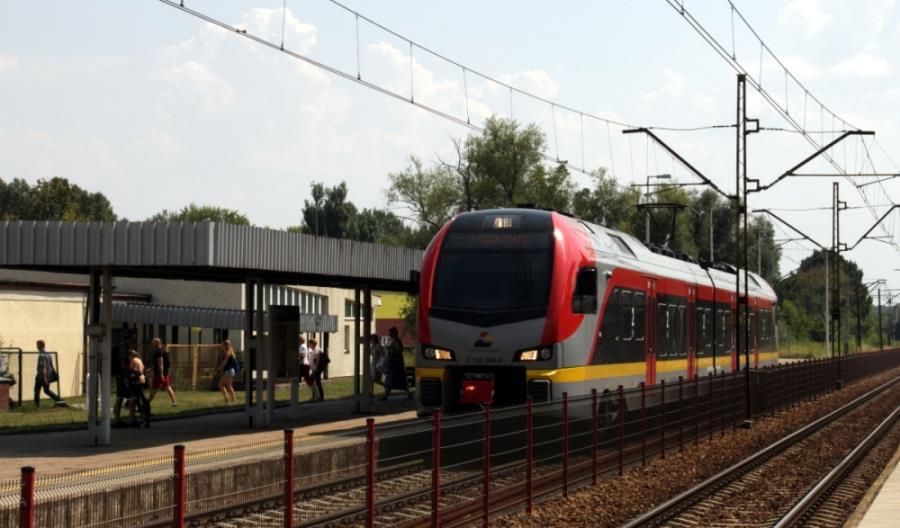 Łódź – Zgierz: Roboty wyprzedzające modernizację linii nr 15