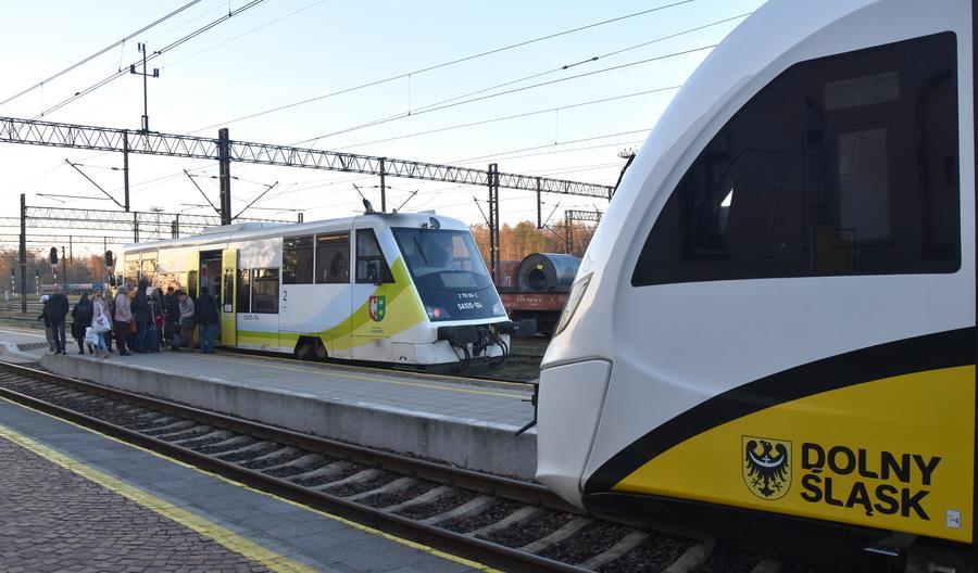 Czy elektrycznym pociągiem dojedziemy do Zgorzelca 15 grudnia?