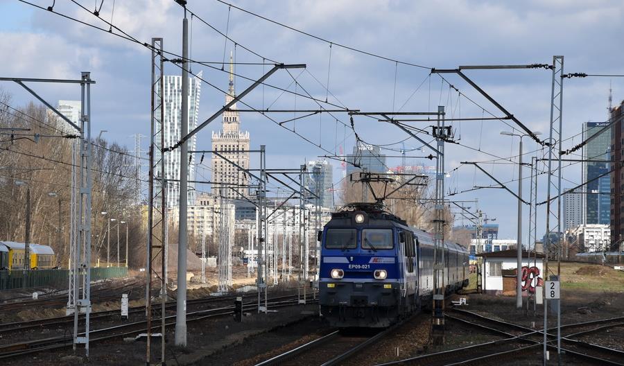 PKP Intercity spodziewa się 70 milionów pasażerów w 2023 roku