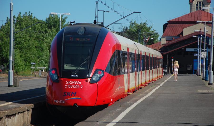 SKM Warszawa wysyła na naprawy P4 zespoły trakcyjne 19WE