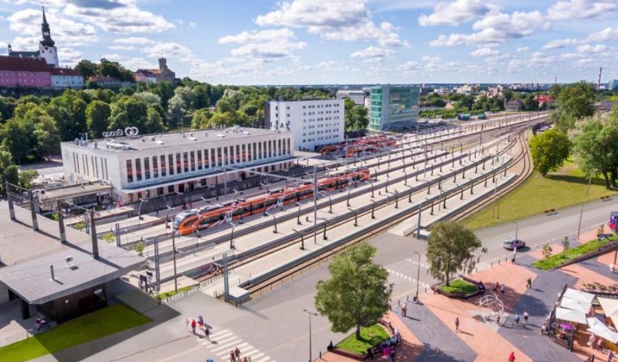 Estonia planuje elektryfikację sieci kolejowej