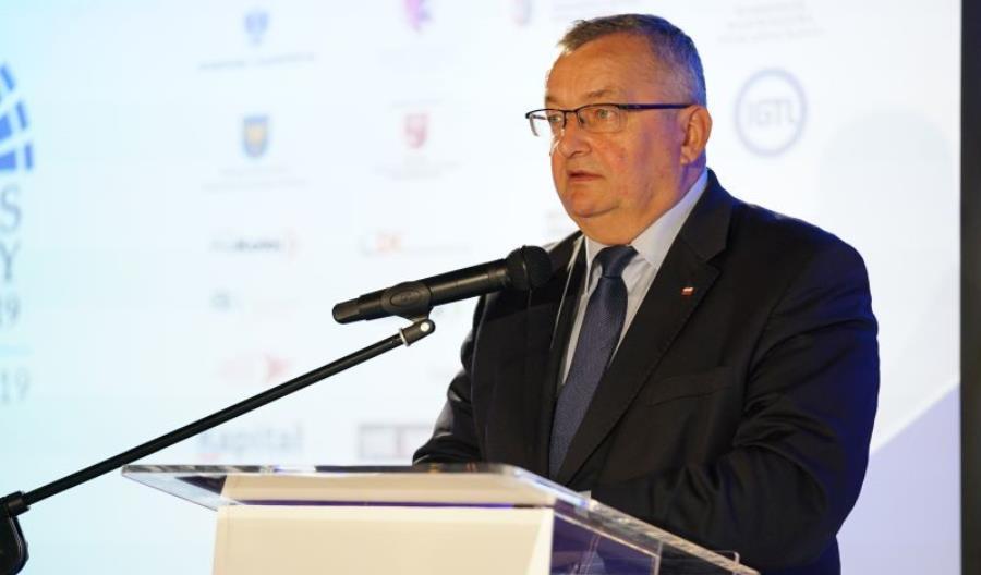 Kongres Kolejowy: Minister Adamczyk przedstawił priorytety na nową kadencję