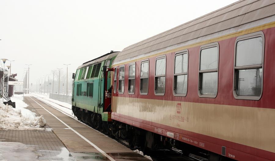 PKP Intercity rozmawia z Litwą o połączeniach dalekobieżnych