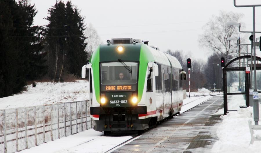 Rail Baltica: Elektryfikacja Ełk – Trakiszki do 2027 r.