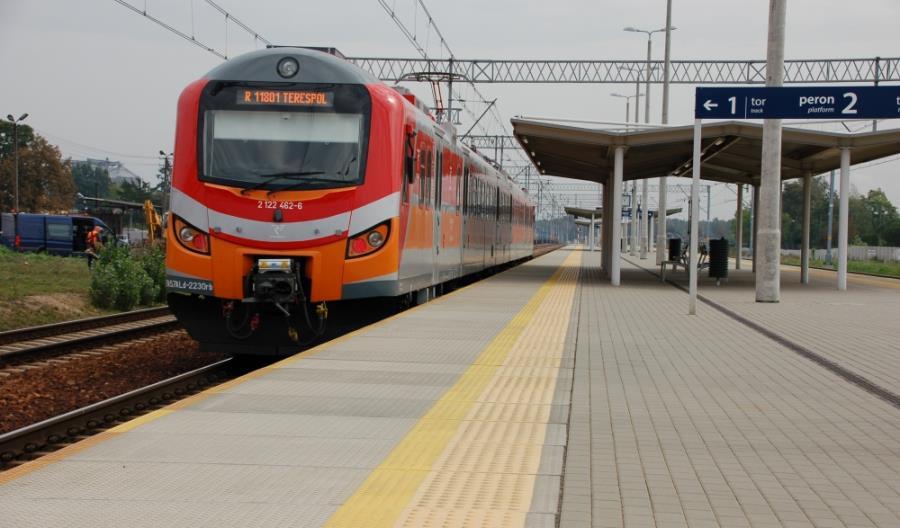 Lubelskie: Więcej podróżnych po zakończonych modernizacjach