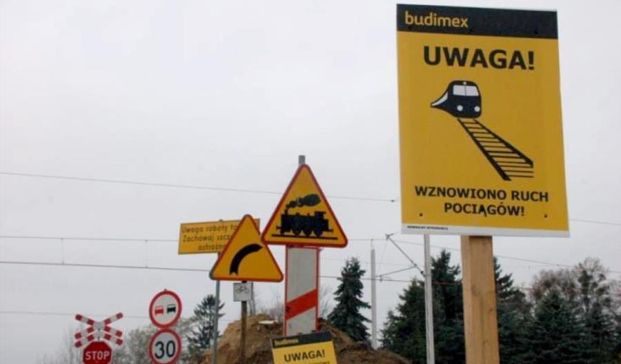 Na odcinku Puławy Miasto – Lublin rozpoczynają się zapoznawcze jazdy pociągów
