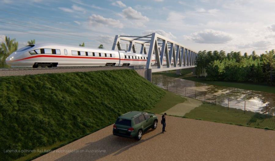 Plan inwestycyjny Kolei Litewskich: 6 mld euro na infrastrukturę do 2030 r.