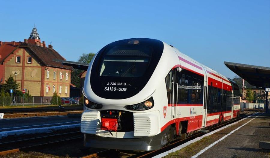 PR próbują kupić używany pociąg spalinowy, KW chcą wydzierżawić sześć