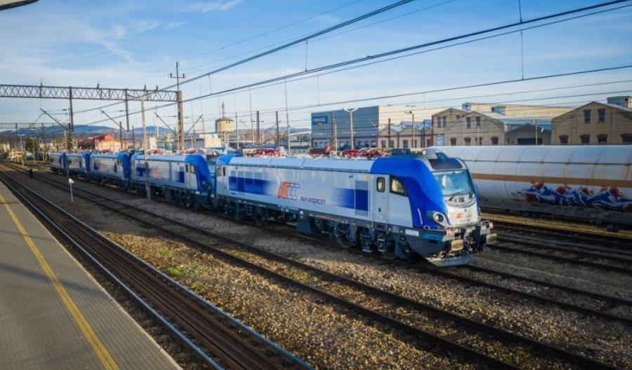 Newag wygrał przetarg i dostarczy kolejne lokomotywy PKP Intercity
