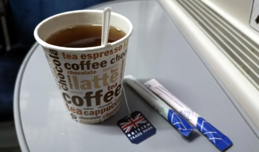 Jaka herbata w pociągu? PKP Intercity pracuje nad standaryzacją
