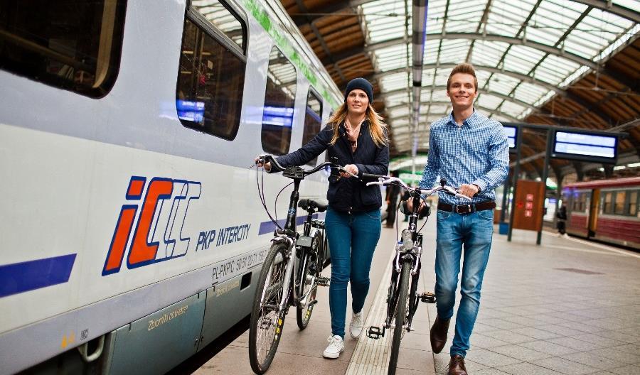 Kolej przeprosiła się z rowerami