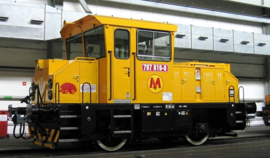 PKP Intercity ponownie chce kupić lekkie lokomotywy manewrowe