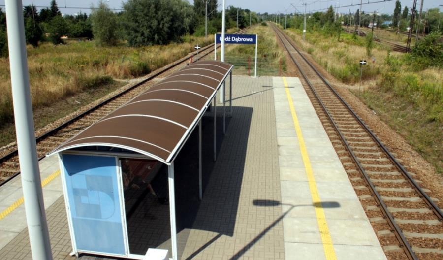 Łódź: PKP Intercity rezygnuje z postojów na Dąbrowie