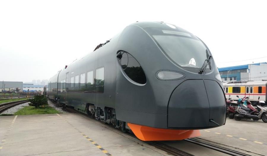 Leo Express: Druga jednostka z CRRC w drodze do Czech
