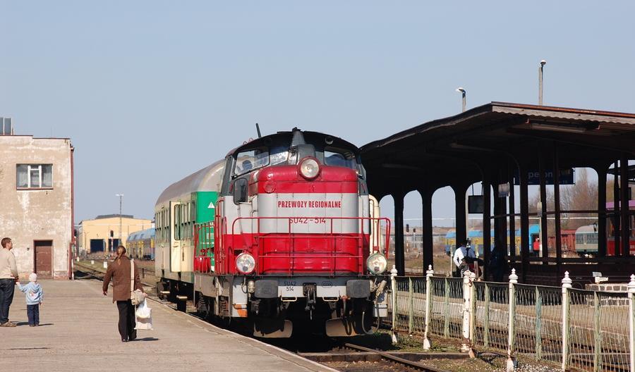 Chojnice chcą lepszej regionalnej kolei. Będą rozmawiać z PKM
