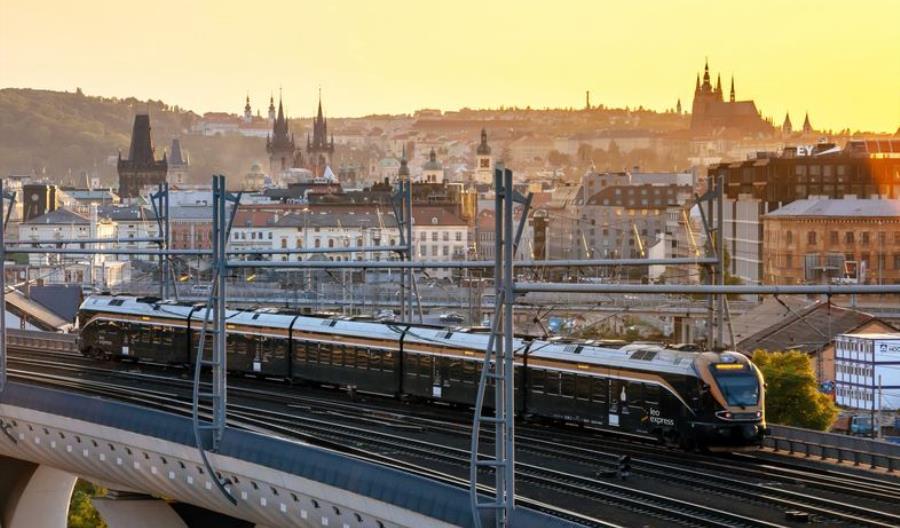 Leo Express zadowolony z pierwszych pociągów Wrocław – Praga. Były jednak zgrzyty