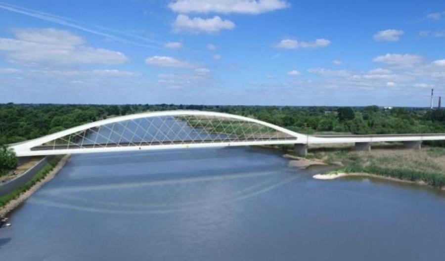 Niemcy zbudują most kolejowy na Odrze pomiędzy Kostrzynem a Kietz