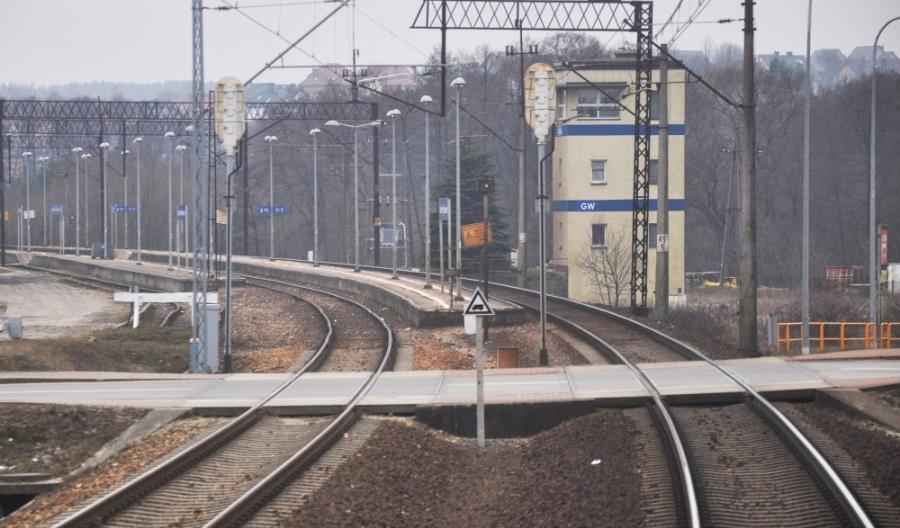 Projektant modernizacji linii 202 ma zaprojektować dwa tory do Słupska