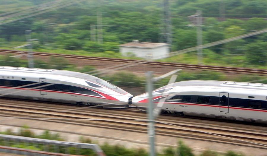 Bombardier zbuduje nowe chińskie szybkie pociągi