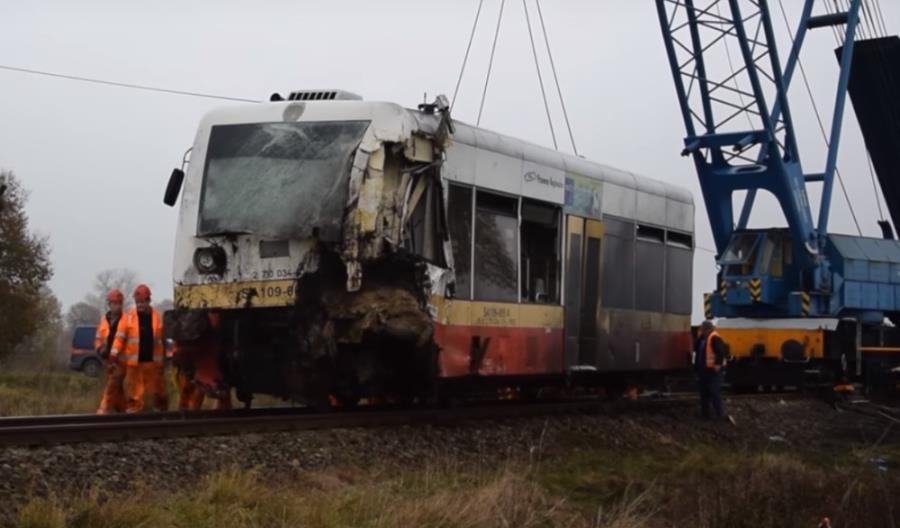 Nowy przetarg na naprawę rozbitego SA109-009