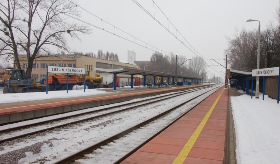 Pociągi PKP IC nie zatrzymają się na stacji Lublin Północny