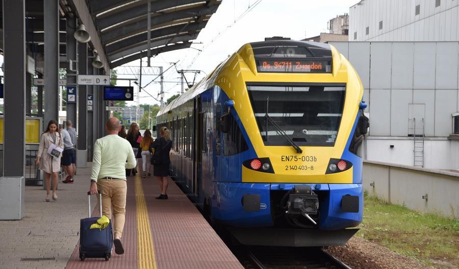 Wytypuj ilu pasażerów przewiozła polska kolej w 2019 roku? UTK ogłasza konkurs