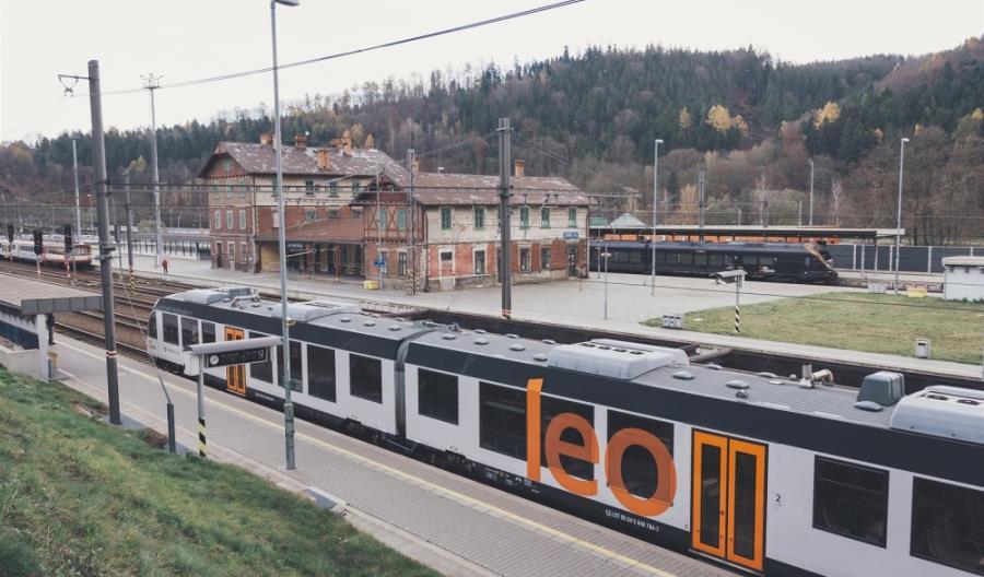 Zmiany w zarządzie Leo Expressu