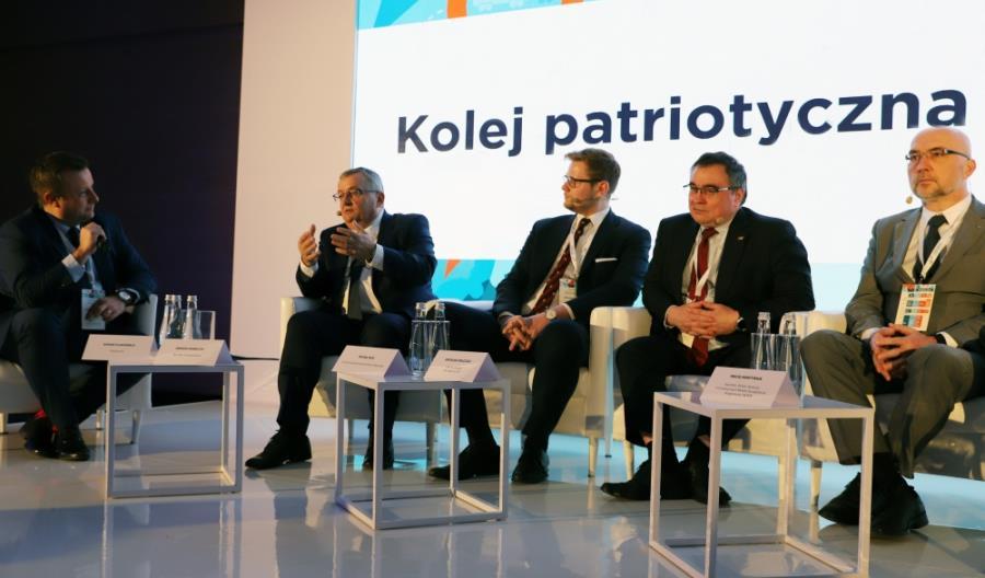 O przyszłości i perspektywach polskiej kolei po raz drugi