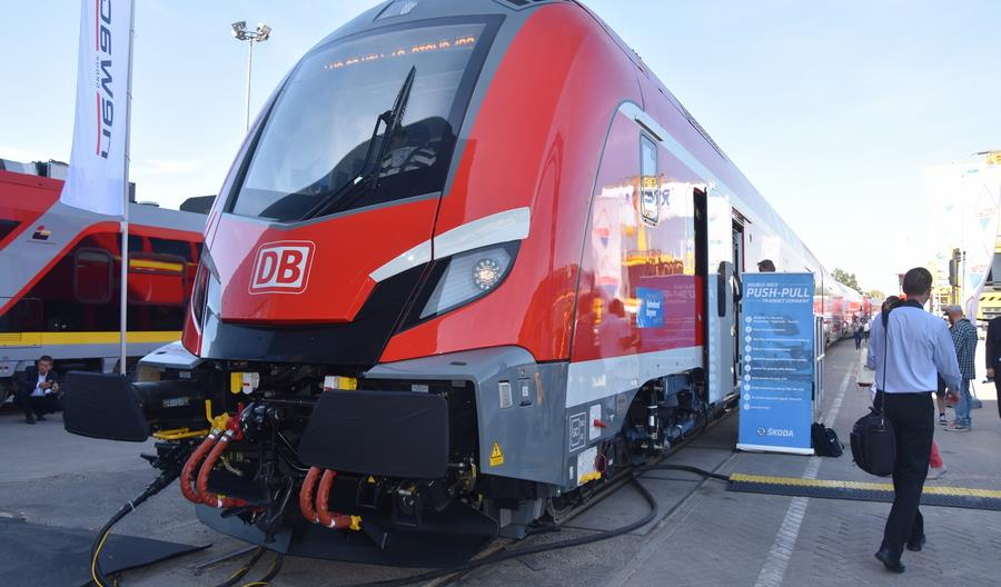 Kolejny rozkład jazdy w Niemczech bez nowoczesnych push-pulli od Skody
