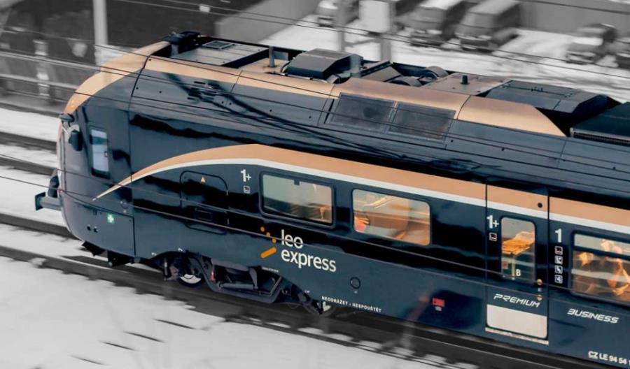 KD wstrzymały sprzedaż biletów na pociąg Leo Express z Wrocławia do Pragi