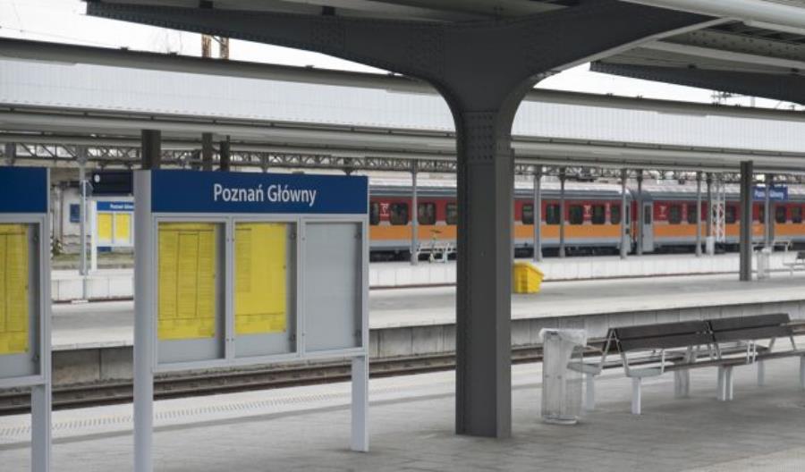 Urząd Marszałkowski Województwa Wielkopolskiego konsultuje rozkład jazdy pociągów