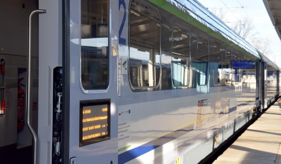 Pierwsze nowe wagony dla PKP Intercity będą gotowe w 2020 roku