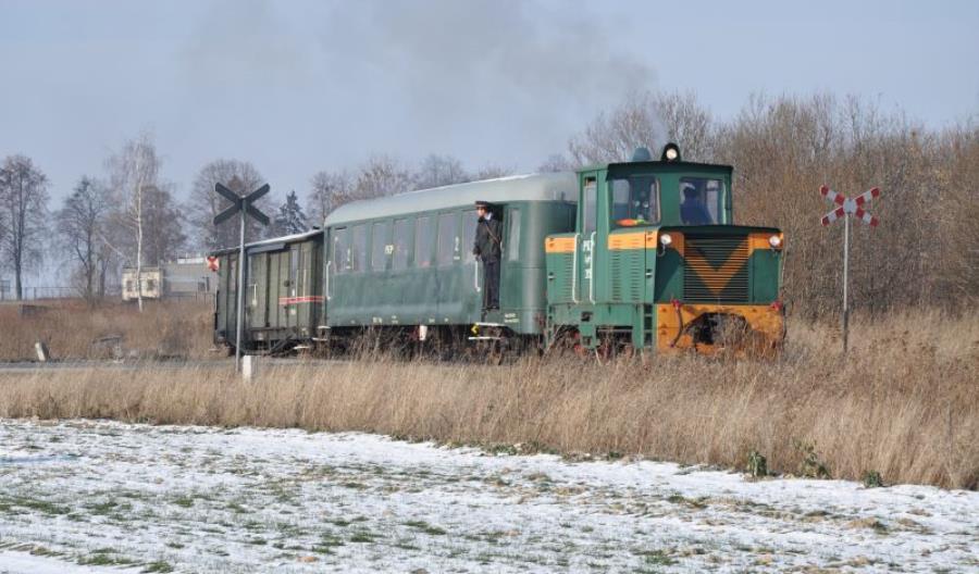 Rogów: Kolejny sezon pociągów zimowych